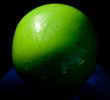 Big Green Ball by Eric G Brown