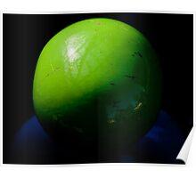 Big Green Ball Poster