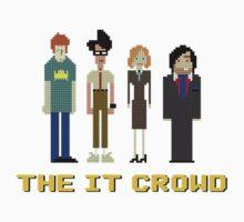 The IT Crowd – Roy, Moss, Jen and Douglas Kids Clothes