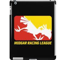 Midgar Racing League iPad Case/Skin