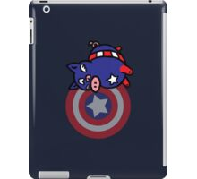 Captain Hamerica iPad Case/Skin