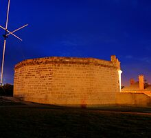The Round House ~ Fremantle, Western Australia by EverChanging1