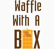 """Waffle With a Box"" Waffle Box Productions Tee Unisex T-Shirt"