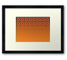 Background Framed Print