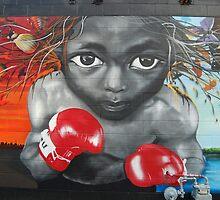 Graffiti #2 by JackieSmith
