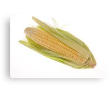 Corn Canvas Print