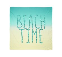 Beach Time Aqua Scarf