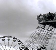 Minnesota State Fair: Midway 2 by ACImaging