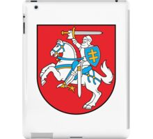 Coat of Arms of Lithuania iPad Case/Skin