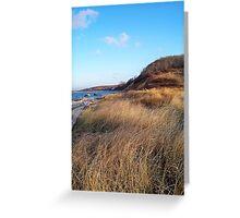 Rustling Grasses Greeting Card