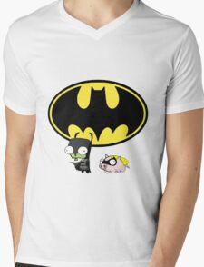 The Hero We Deserve Mens V-Neck T-Shirt