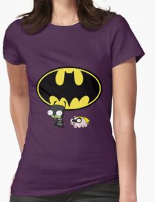 The Hero We Deserve Womens Fitted T-Shirt