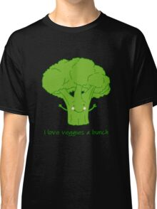 I love veggies a bunch Classic T-Shirt