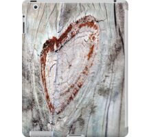 Smiley Heart iPad Case/Skin