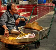 Old Lady Trading - Hong Kong / Tai O by HKart