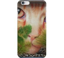 I know You're in There iPhone Case/Skin