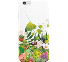 Garden of Fruit III iPhone Case/Skin