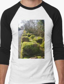 Moss On The Wall Men's Baseball ¾ T-Shirt