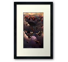 Bokurei | ボクレー | Phantump Framed Print