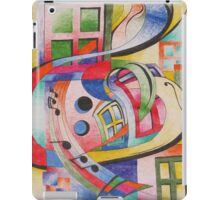 Untitled Colored Pencil iPad Case/Skin