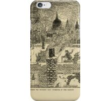 A Christmas Carol by Charles Dickens art by Arthur Rackham 1915 0107 The Was Nothing Very Cheerful in the Climate iPhone Case/Skin