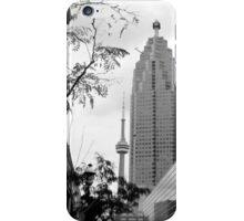 Toronto: Downtown 2 iPhone Case/Skin