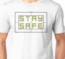 Safe Area Unisex T-Shirt