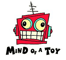 MIND OF A TOY Photographic Print