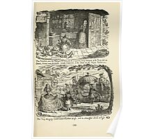 The Cruikshank Fairy Book Four Famous Stories George Cruikshank 1911 0187 Cinderella and the Fairy Godmother Poster
