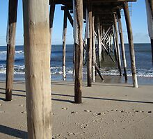 Under the Pier by Michele Ford
