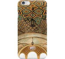 Iranian - Islamic architecture design iPhone Case/Skin