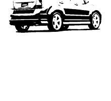 Dodge Caliber SRT4 by garts