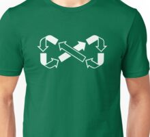 Mobius Says Recycle Unisex T-Shirt