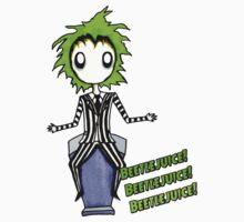 Beetlejuice One Piece - Short Sleeve