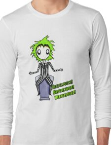 Beetlejuice Long Sleeve T-Shirt