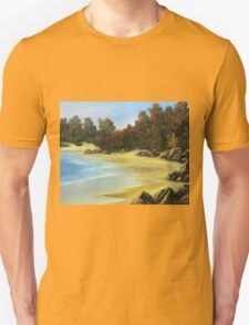 Lonely Beach T-Shirt
