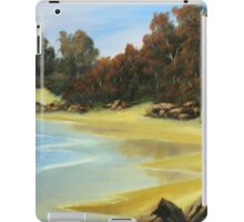 Lonely Beach iPad Case/Skin