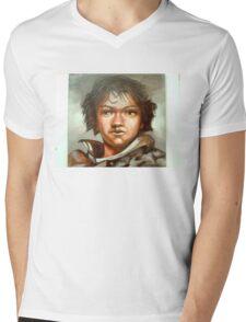 GIPSY BOY (1) Mens V-Neck T-Shirt