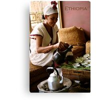 Ethiopia art 33 Canvas Print