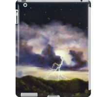 Night Thunderstorm iPad Case/Skin