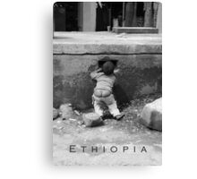 Ethiopia art 40 Canvas Print