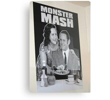 Monster Mash in Edinburgh, Scotland Metal Print