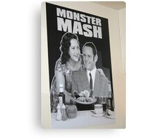 Monster Mash in Edinburgh, Scotland Canvas Print