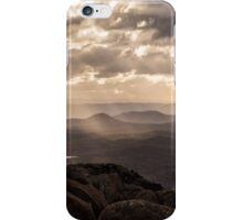 Tasmanian Winter Light iPhone Case/Skin