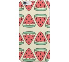Summer Watermelon iPhone Case/Skin