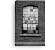 window 6 Canvas Print
