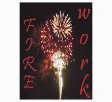 firework by Holly Davies
