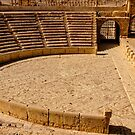 Palmyra the Roman Ampitheater  by MarcW