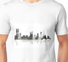 Austin Texas Skyline Unisex T-Shirt