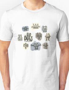 Robot Invasion! Unisex T-Shirt